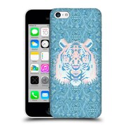 Official Chobopop Animals Pastel Tiger Hard Back Case For Apple Iphone 5C