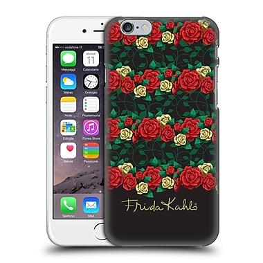 Official Frida Kahlo Roses Stripes Hard Back Case For Apple Iphone 6 / 6S