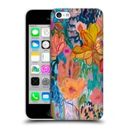 Official Carrie Schmitt Florals Exhalation Hard Back Case For Apple Iphone 5C