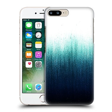 Official Caitlin Workman Patterns Teal Ombre Hard Back Case For Apple Iphone 7 Plus