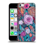 Official Carrie Schmitt Florals Forest Hard Back Case For Apple Iphone 5C