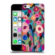 Official Carrie Schmitt Florals Autumn Splendor Hard Back Case For Apple Iphone 5C