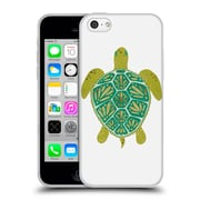 Official Cat Coquillette Sea Turtle Green Soft Gel Case For Apple Iphone 5C