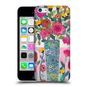 Official Carrie Schmitt Florals Amazing Vase Hard Back Case For Apple Iphone 5C