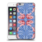 Official Chobopop Dinosaurs T-Rex Pattern Serenity Rose Quartz Hard Back Case For Apple Iphone 6 Plus / 6S Plus