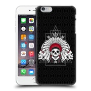 Official Chobopop Illustrations Indian Skull Hard Back Case For Apple Iphone 6 Plus / 6S Plus