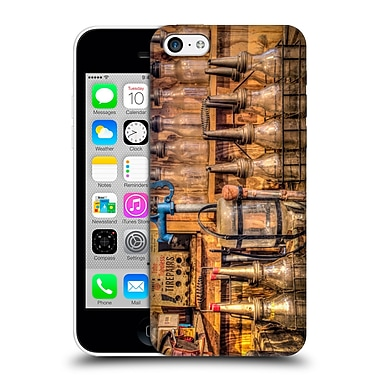 Official Celebrate Life Gallery Tools Oilers Hard Back Case For Apple Iphone 5C