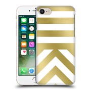 Official Caitlin Workman Modern Gold 03 Hard Back Case For Apple Iphone 7