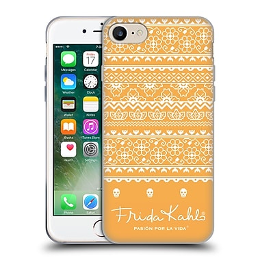 Official Frida Kahlo Coyoacan Patterns Lace Soft Gel Case For Apple Iphone 7