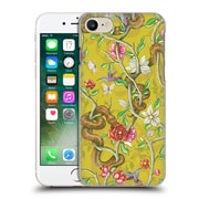 Official Celandine Wild Things Morning Song Mustard Hard Back Case For Apple Iphone 7