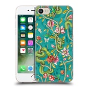 Official Celandine Wild Things Morning Song Turquoise Hard Back Case For Apple Iphone 7