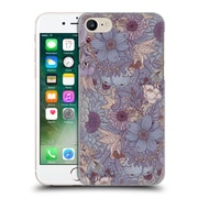 Official Celandine Wild Things The Wild Side Lavender Hard Back Case For Apple Iphone 7