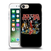 Official The Rolling Stones Key Art 78 Us Tour Vintage Soft Gel Case For Apple Iphone 7