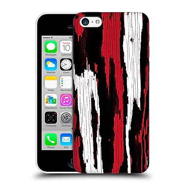 Official Caleb Troy Wood Crimson Splinters Hard Back Case For Apple Iphone 5C