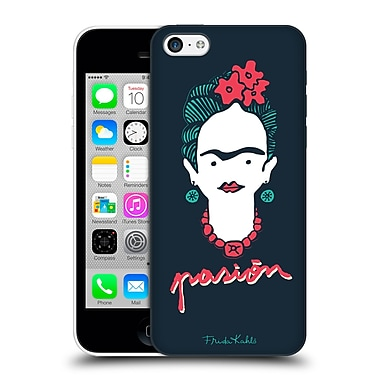 Official Frida Kahlo Doodle Passion Hard Back Case For Apple Iphone 5C