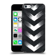 Official Caitlin Workman Modern Charcoal Point Hard Back Case For Apple Iphone 5C