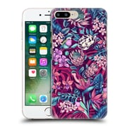 Official Celandine Tropical Pattern Stand Out Ultraviolet Hard Back Case For Apple Iphone 7 Plus