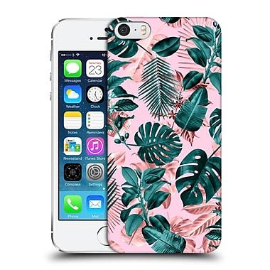Official Burcu Korkmazyurek Tropical Garden Iii Hard Back Case For Apple Iphone 5 / 5S / Se