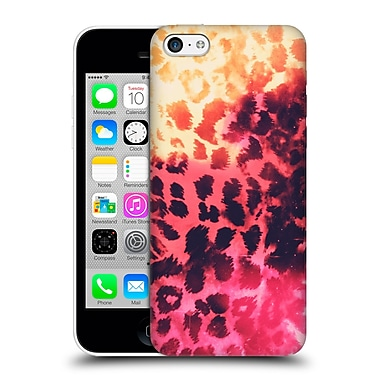Official Caleb Troy Vivid Leo Fire Hard Back Case For Apple Iphone 5C