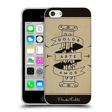 Official Frida Kahlo Freak Pillar Soft Gel Case For Apple Iphone 5C