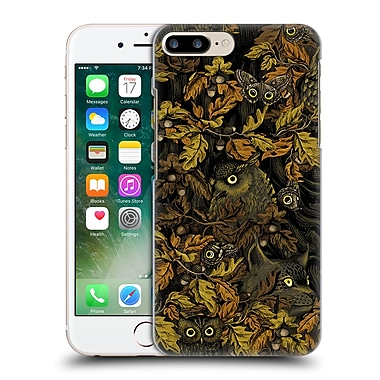 Official Celandine Camouflage Fit In Orange Hard Back Case For Apple Iphone 7 Plus