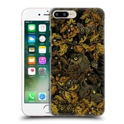 Official Celandine Camouflage Fit In Orange Hard Back Case For Apple Iphone 7 Plus