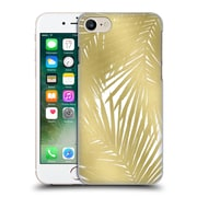 Official Caitlin Workman Organic Palms Gold Hard Back Case For Apple Iphone 7