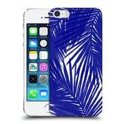 Official Caitlin Workman Organic Palms Royal Hard Back Case For Apple Iphone 5 / 5S / Se