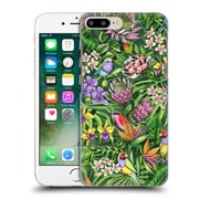 Official Celandine Tropical Pattern Stand Out Lime Hard Back Case For Apple Iphone 7 Plus