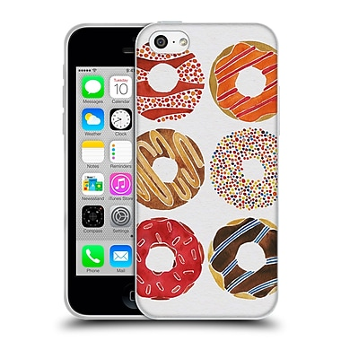 Official Cat Coquillette Sweets Donuts Soft Gel Case For Apple Iphone 5C