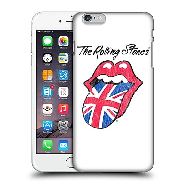Official The Rolling Stones Key Art Uk Tongue Hard Back Case For Apple Iphone 6 Plus / 6S Plus