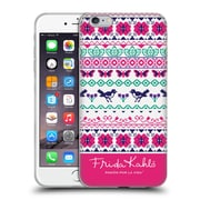 Official Frida Kahlo Coyoacan Patterns Blooms Soft Gel Case For Apple Iphone 6 Plus / 6S Plus