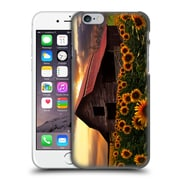 Official Celebrate Life Gallery Florals Sunflower Farm Hard Back Case For Apple Iphone 6 / 6S