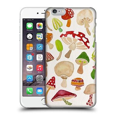 Official Cat Coquillette Nature Mushrooms Hard Back Case For Apple Iphone 6 Plus / 6S Plus