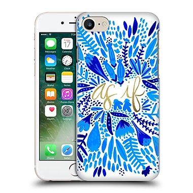 Official Cat Coquillette Quotes Typography 2 As If Blue Hard Back Case For Apple Iphone 7