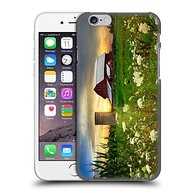 Official Celebrate Life Gallery Florals Sunset Lace Pastures Hard Back Case For Apple Iphone 6 / 6S