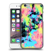 Official Caleb Troy Vivid Blacklight Neon Swirl Hard Back Case For Apple Iphone 6 / 6S