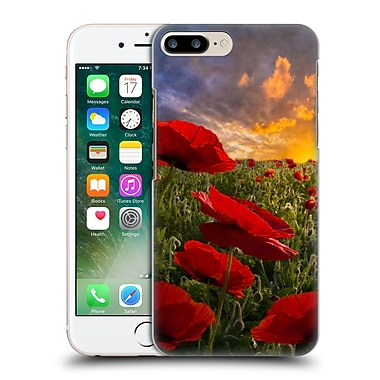 Official Celebrate Life Gallery Florals Poppy Field Hard Back Case For Apple Iphone 7 Plus