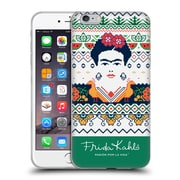 Official Frida Kahlo Coyoacan Patterns Peacock Soft Gel Case For Apple Iphone 6 Plus / 6S Plus