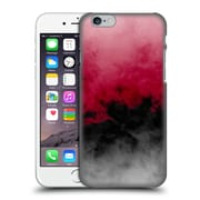 Official Caleb Troy Clouds Zero Visibility Crimson Hard Back Case For Apple Iphone 6 / 6S