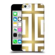Official Caitlin Workman Modern Spring Gold 01 Hard Back Case For Apple Iphone 5C