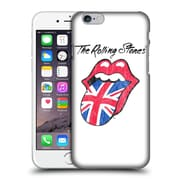 Official The Rolling Stones Key Art Uk Tongue Hard Back Case For Apple Iphone 6 / 6S