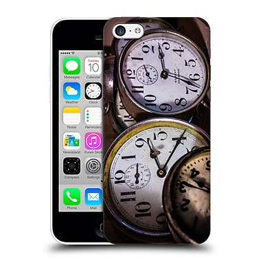 Official Celebrate Life Gallery Tools Vintage Clocks Hard Back Case For Apple Iphone 5C