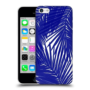 Official Caitlin Workman Organic Palms Royal Hard Back Case For Apple Iphone 5C