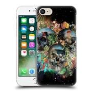 Official Burcu Korkmazyurek Skulls Pyramus And Thisbe Hard Back Case For Apple Iphone 7