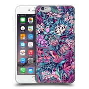 Official Celandine Tropical Pattern Stand Out Electric Blue Hard Back Case For Apple Iphone 6 Plus / 6S Plus