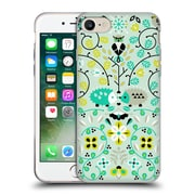 Official Cat Coquillette Animals Hedgehogs Symmetry Soft Gel Case For Apple Iphone 7