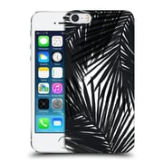 Official Caitlin Workman Organic Palms Black Hard Back Case For Apple Iphone 5 / 5S / Se