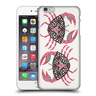 Official Cat Coquillette Sea Pink Crab Hard Back Case For Apple Iphone 6 Plus / 6S Plus