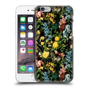 Official Burcu Korkmazyurek Birds And Floral Green Hard Back Case For Apple Iphone 6 / 6S